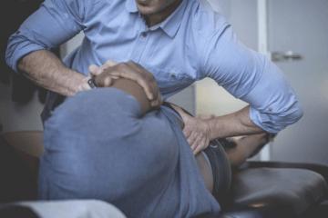 Chiropractische aanpassing